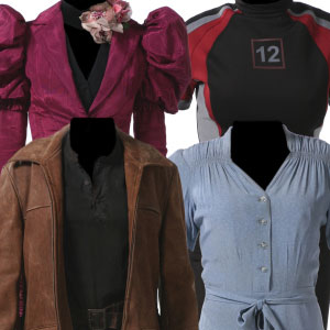 Hunger Games costumes exhibit goes on tour!