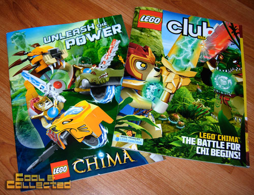 LEGO Club Magazine — February 2013 Issue (and catalog!)