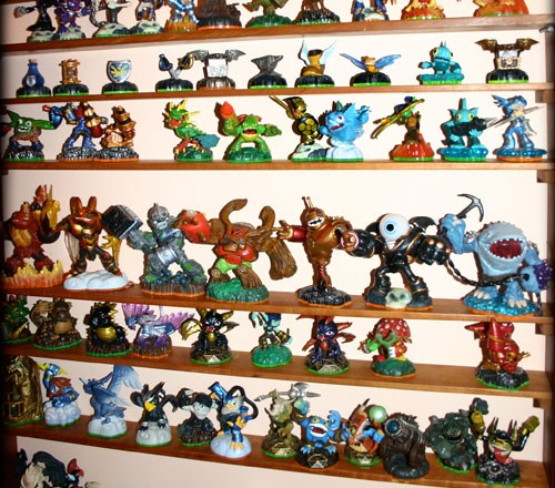 Skylanders — the hottest collectible out there