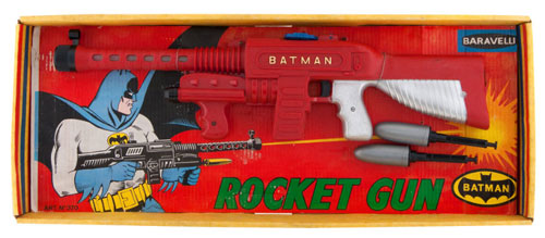 batman rocket gun