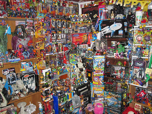 Toys Collections
