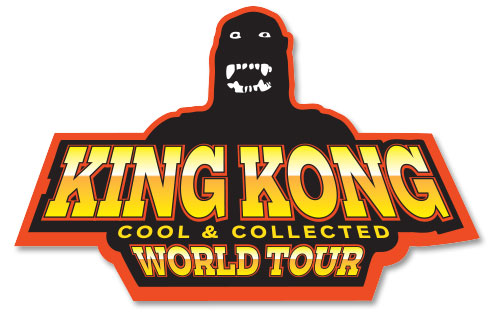 Announcing the King Kong World Tour!