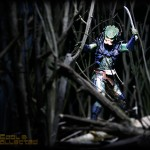 "Action Figure Photography — Lost Predator from ""Predator 2"" by Neca Toys"