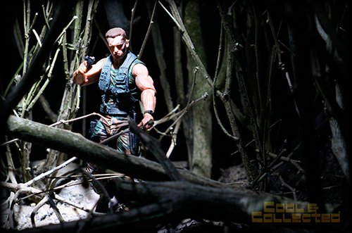 "Action Figure Photography — Predator ""Jungle Patrol Dutch"" by Neca"