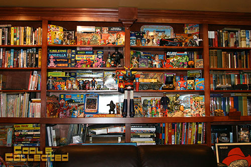 cool vintage toy collection