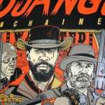 Mondo's Django Unchained poster for sale