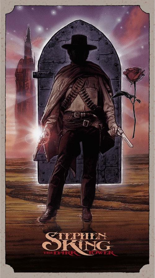 mondo drew struzan dark tower poster