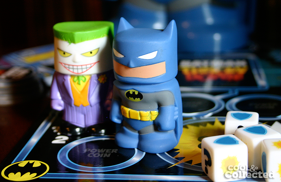 funko batman throw down battle game