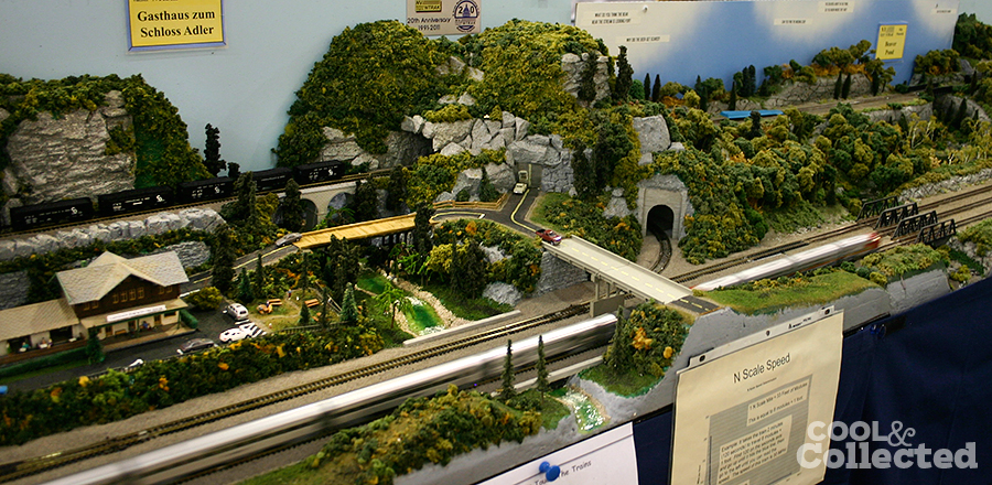A visit to Greenberg's Train & Toy Show