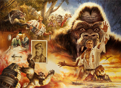 King Kong and Doc Savage artist Joe DeVito