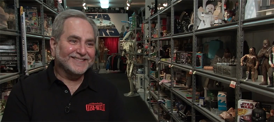 World's Largest Collection of Star Wars Memorabilia — Rancho Obi-Wan