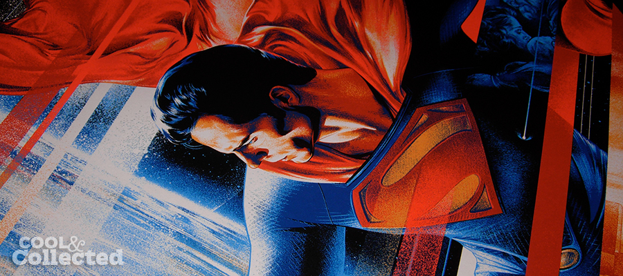 Martin Ansin's Man of Steel poster is… Super!