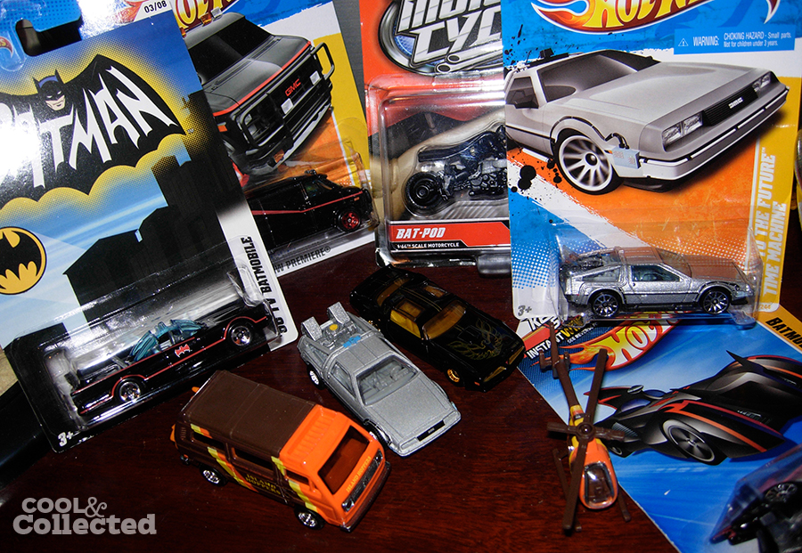 collecting hot wheels