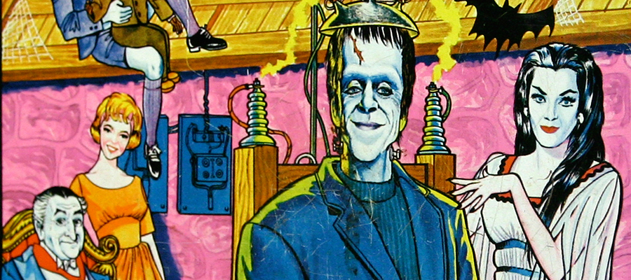1965 Munsters Lunch Box