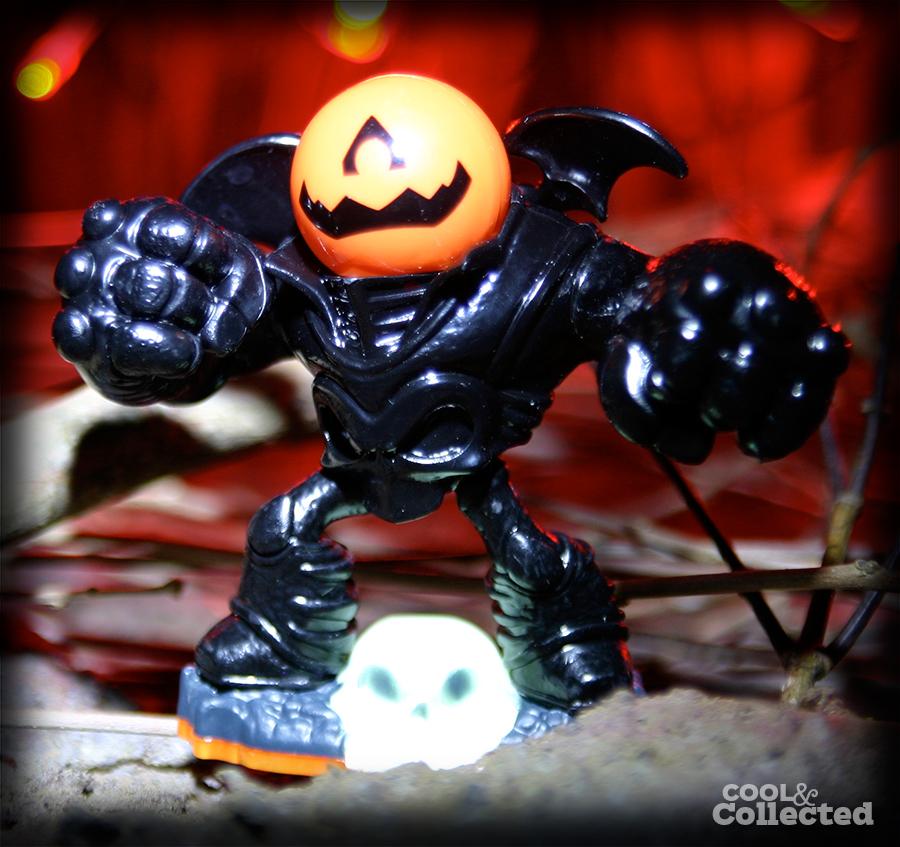 skylanders halloween eyebrawl