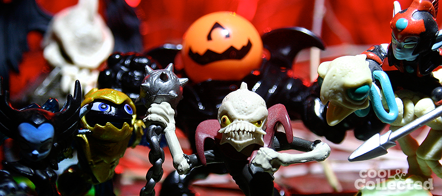 Skylanders — The Halloween edition