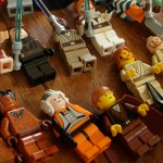 Yard Sale Finds — Star Wars LEGO mega score!