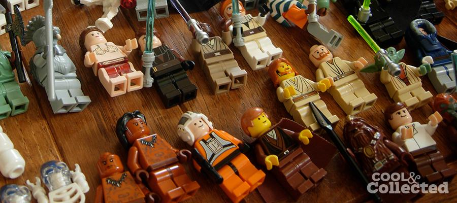 Yard Sale Finds — Star Wars LEGO mega score!