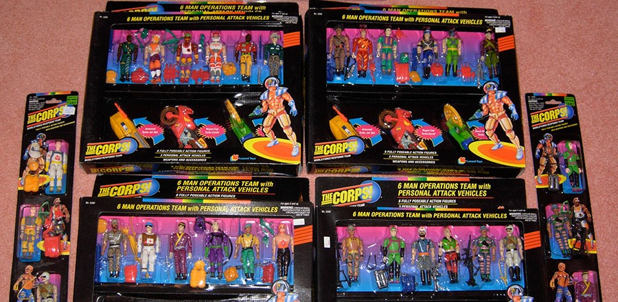 Some more action figures for sale!