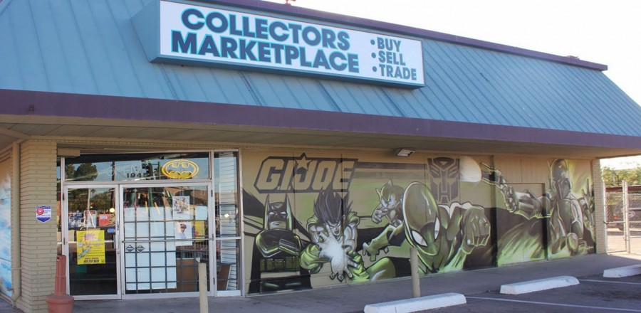 Field Trip: Collectors Marketplace — Phoenix, AZ