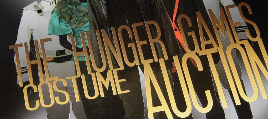 """The Hunger Games"" Costume Auction"
