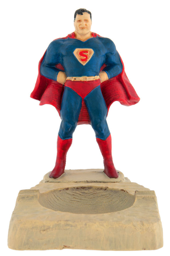 superman-ashtray