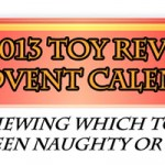 2013 Toy Advent Calendar