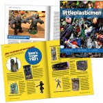 Premiere issue of littleplasticmen is available now!