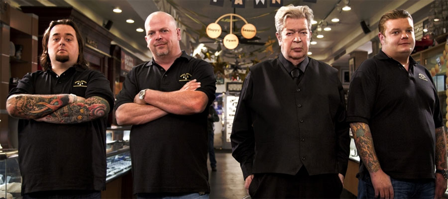 So you want to be on Pawn Stars…