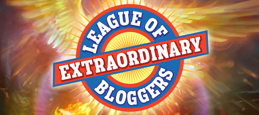 The return of the League of Extraordinary Bloggers!