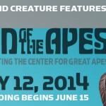 """Auction of the Apes"" at Blacksparrow Auctions"