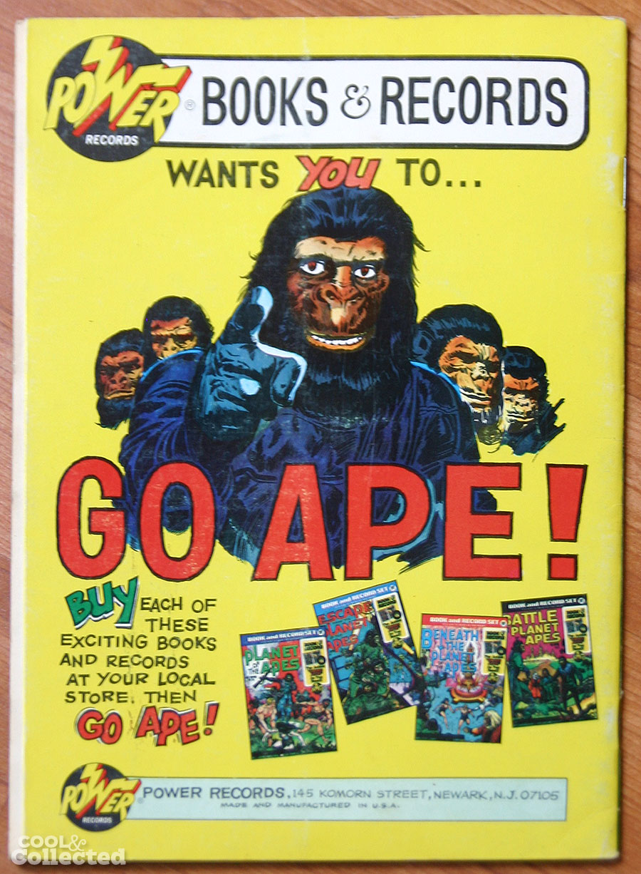 go-ape-power-records