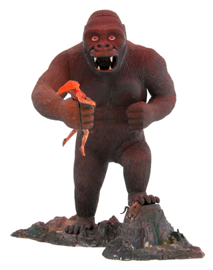 king kong aurora model kit prototype