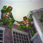 For the Teenage Mutant Ninja Turtle fans…