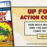 Action Comics #1, CGC 9.0 on eBay!