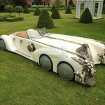 I found my new ride — Captain Nemo's Nautilus Car