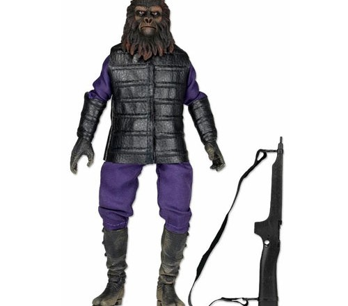 Like I'm not going to buy these — Neca Retro Planet of the Apes figures