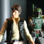 Star Wars Black 6″ action figures