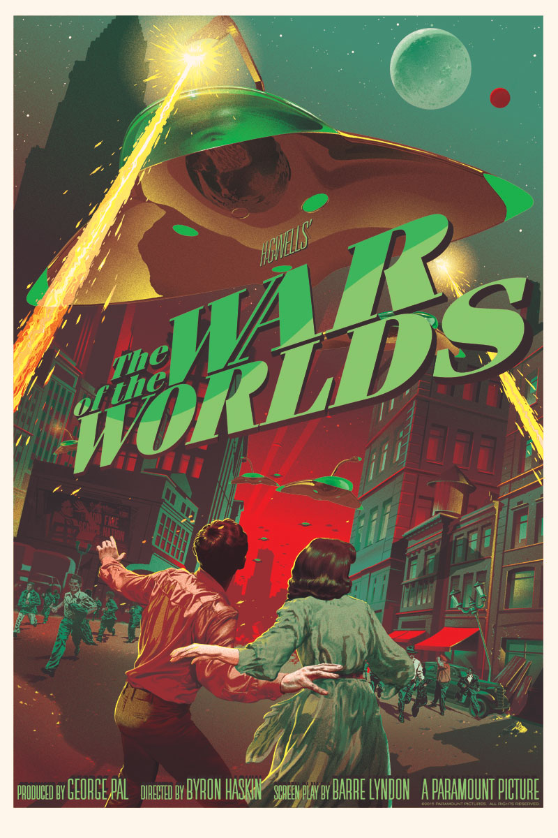 War Of The Worlds Movi...