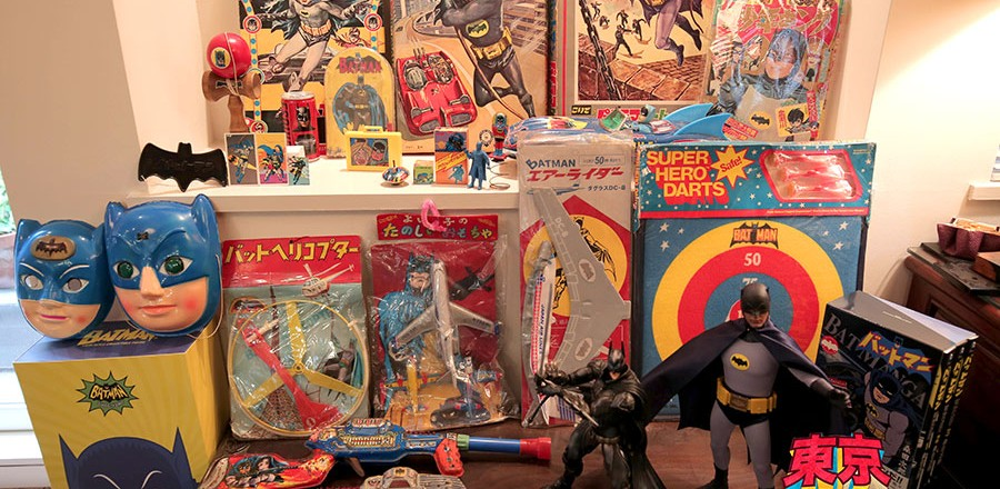 Collector Profile: Tokyo Toy Guy's fantastic Batman collection