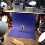 Action Figure Photography — new lighting setup!