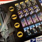 Batman Forever… Stamps