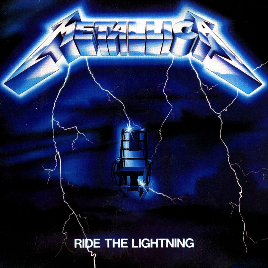 metallica-ridethelightning