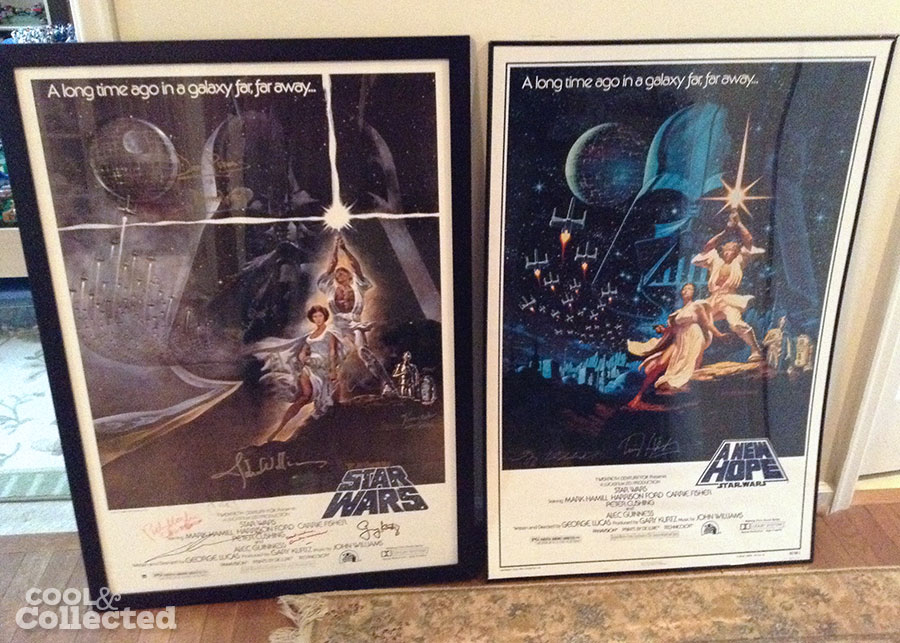autographed-star-wars-posters