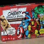 Retro Marvel Chewy Granola Bars are Sweet!