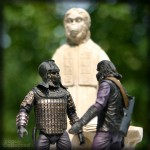 Happy birthday to me — Planet of the Apes Lawgiver statue