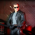 Terminator 2 Ultimate T-800 figure from NECA