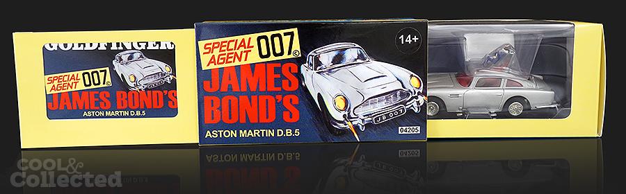 corgi hornsby aston martin db5 - James Bond 007