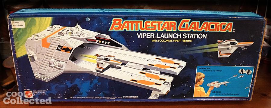 battlestar-galactica-viper-launcher-toy - 1