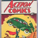 Action Comics #1 sells for nearly $1 million at Heritage